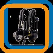 Дыхательные аппараты Dräger