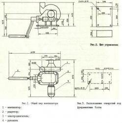 Электроручной вентилятор ЭРВ 600/300