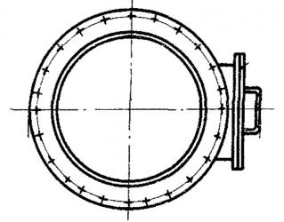 Люк-вставка ЛВ-2 ( -3, -4, -6, -8)