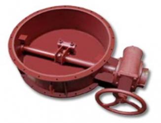 Клапан герметический типа ИА с ручным приводом