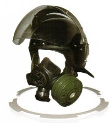 Фильтрующий противогаз ГП-21