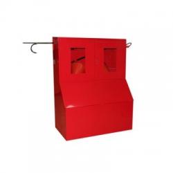 Щит противопожарный с ящиком для песка 0,5 м. куб. Т