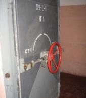 Двери защитно-герметические ДУ-I-7 и ДУ-I-8