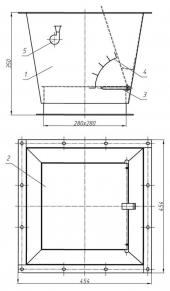 Клапан-расходомер КРО-2, КРО-3