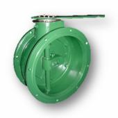 Клапан герметический с ручным приводом КГ-150, 200, 300