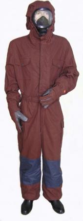 Фильтрующая защитная одежда ФЗО-МП-А