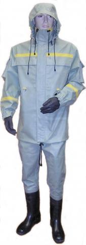 Костюм защитный водонепроницаемый универсальный КЗВУ-2