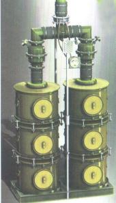 Модульная регенеративная установка МРУ-150/300