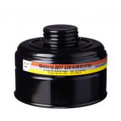 Фильтр для противогаза комбинированный ДОТ 220 А1B1E1P3RD