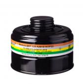 Фильтр для противогаза комбинированный ДОТ 320 А2В1Е1К1Р3RD