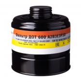 Фильтр для противогаза ДОТ 600 A2B3E3P3D