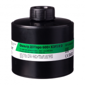Фильтр для противогаза комбинированный ДОТпро 600+ K3P3RD