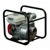 Мотопомпа Koshin SEH-100X для чистой и слабозагрязненной воды