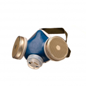 Респиратор противогазовый РПГ-67 с фильтрами ДОТ 120